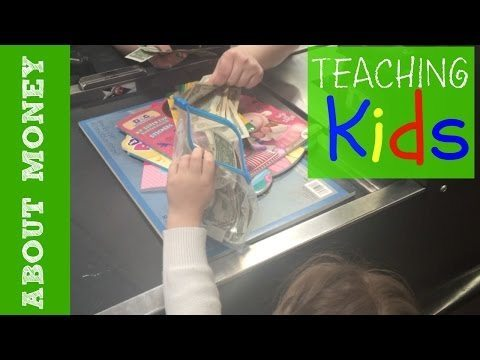 Teaching Money Skills, Teaching Money Skills to Kids-Learning About Money, Family Homeschooler, Family Homeschooler