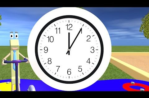 Telling Time For Children – Learning the Clock