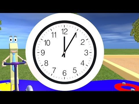 Homeschool Telling Time