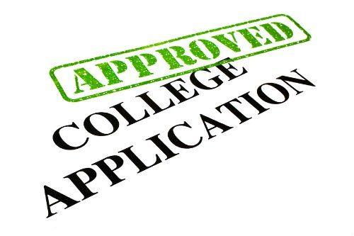 Homeschool College Application