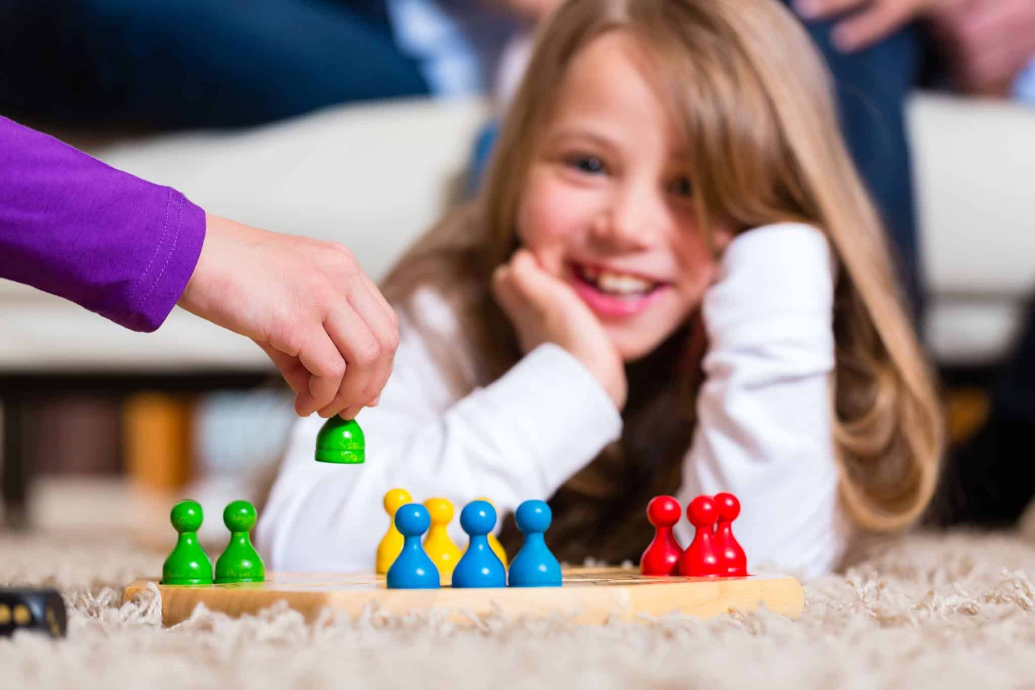 Homeschool Learning Board Games