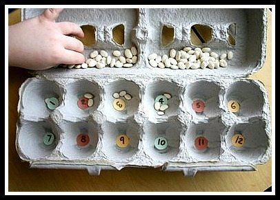 Egg Carton Math