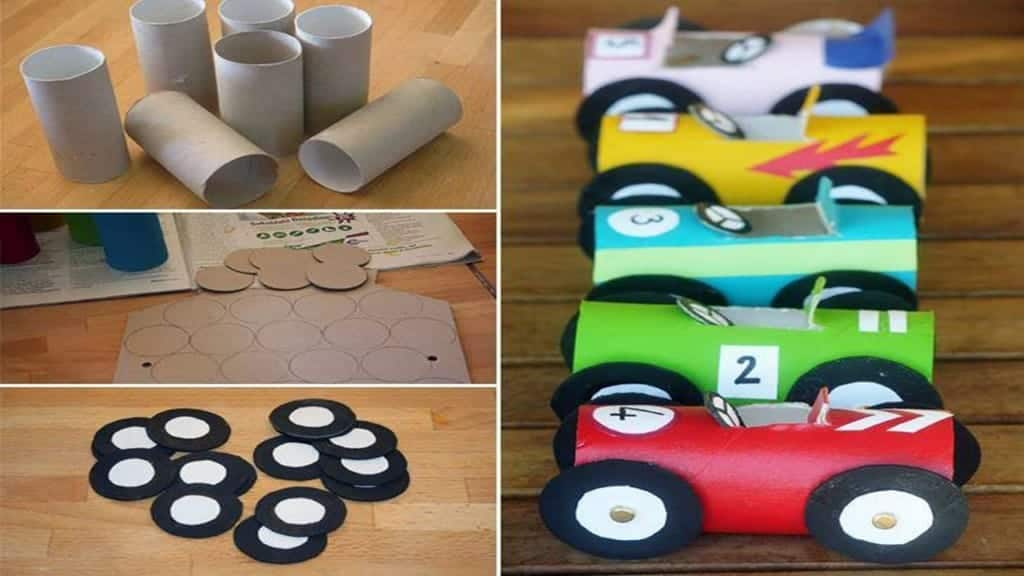 Good Homeschool, Good Homeschool Art Projects With Toilet Paper Rolls, Family Homeschooler