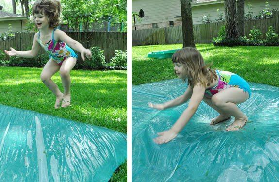 Homeschool Experiments, Homeschool Experiments-DIY Water Blob, Family Homeschooler