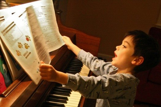 Homeschool Music Lessons
