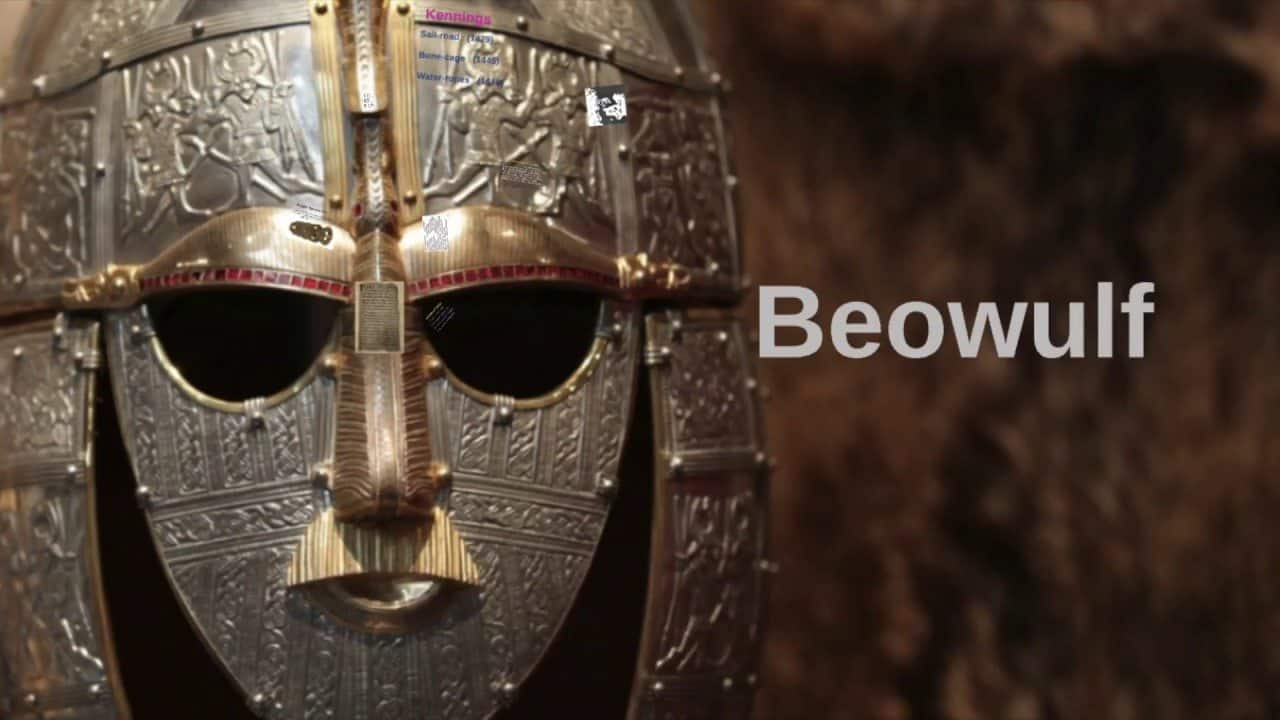 Homeschool Literature, Homeschool Literature-Reading Beowulf, Family Homeschooler