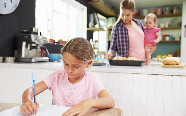 homeschool first day, Homeschool First Day-Starting Homeschool, Family Homeschooler