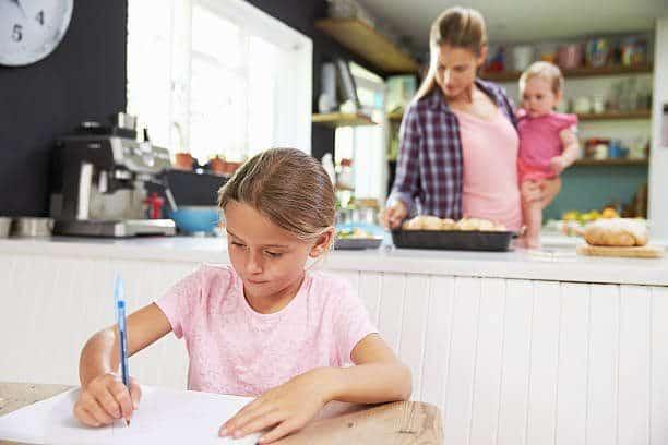 Homeschool First Day