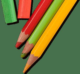 Homeschool Art Lesson, Homeschool Art Lesson-Color Wheel, Family Homeschooler