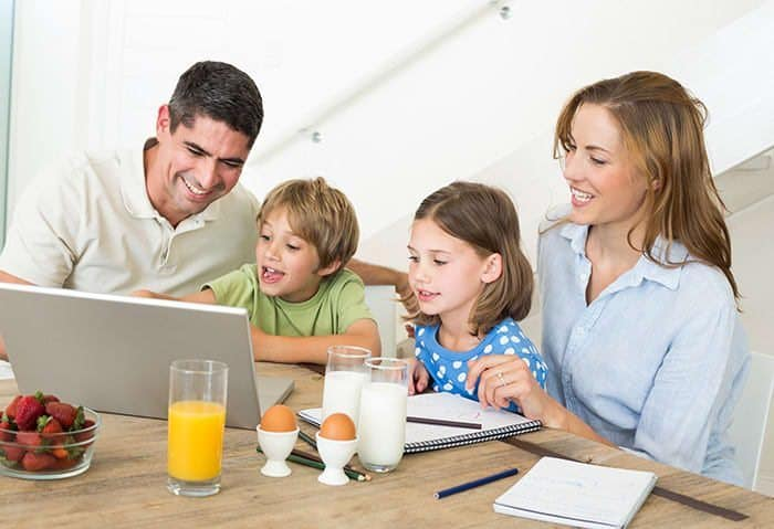 Homeschool Online Learning, Homeschool Online Learning-Making the Switch, Family Homeschooler