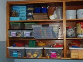 Homeschool Classroom Ideas