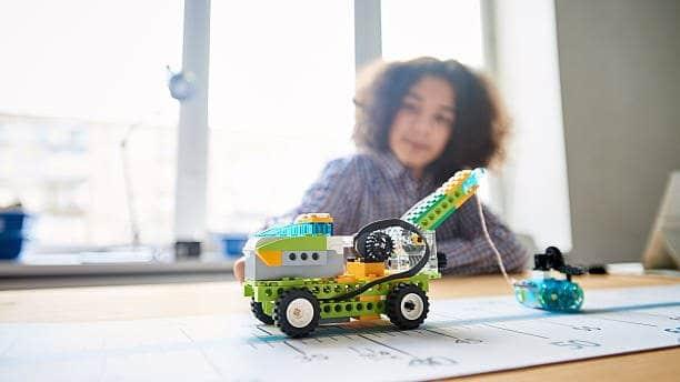 Robotics Classes, Robotics Classes For Homeschool Kids, Family Homeschooler