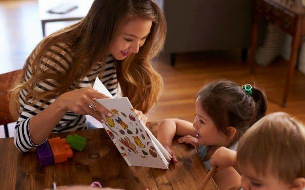 Preschool Homeschool Curriculum, Preschool Homeschool Curriculum-Knowing How to Teach, Family Homeschooler