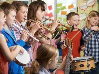 homeschool musical instruments