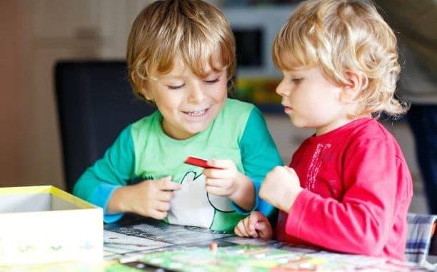 Distractable Children Improving Focus