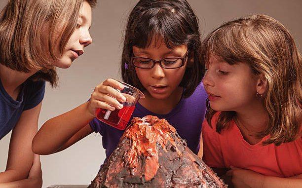 Homeschool Science Fair Projects